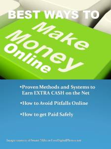 Best Ways to Make Money Online COVER