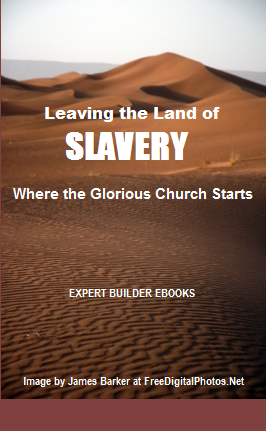 Leaving the Land of Slavery Ebook COVER